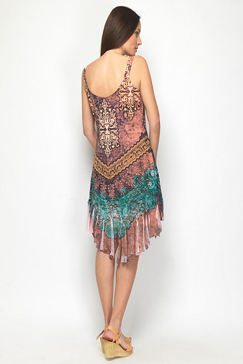 631072e609d0 Φόρεμα ασύμμετρο κρόσια. Μεγαλύτερες εικόνες