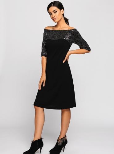 Φόρεμα ελαστικό μπαγέτα