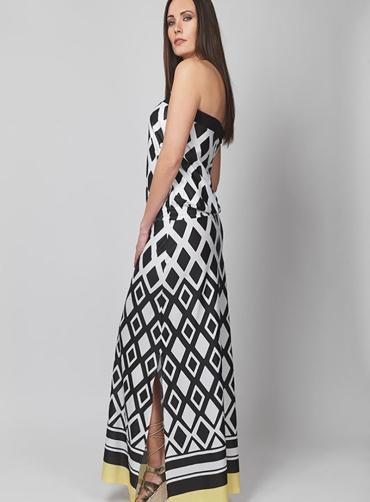 Φόρεμα jersey print
